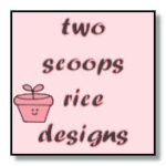 Two Scoops Rice Designs